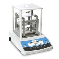 Balance de laboratoire / d'analyse / avec afficheur LCD / pour la bijouterie