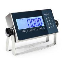 Indicateur de pesage numérique / affichage LCD / IP65 / IP54