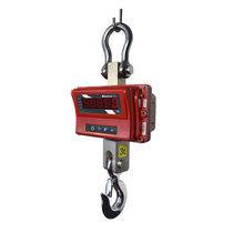 Crochet peseur avec afficheur à LED / robuste / avec batterie rechargeable / pour l'industrie métallurgique