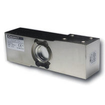 Capteur de force en cisaillement / type bloc / OIML / en acier inoxydable