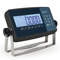 Indicateur de pesage affichage LCD / benchtop / mural / encastrable