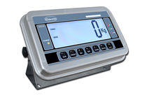 Indicateur de pesage numérique / affichage LCD / benchtop / étanche