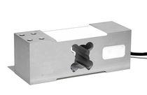 Capteur de force en cisaillement / type poutre / en aluminium anodisé / par jauge de contrainte