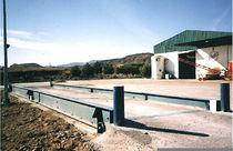 Pont bascule en béton / pour véhicules / pour charge lourde