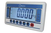 Indicateur de pesage numérique / affichage LCD / encastrable / étanche