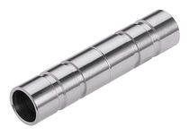 Bouchon cylindrique / mâle / en acier inoxydable / pour transport pneumatique