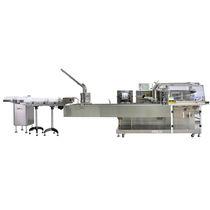 Encartonneuse verticale / pour l'industrie cosmétique / pour produits laitiers / pour produits de confiserie