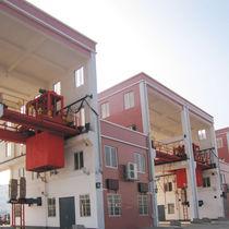Échantillonneur pour produits en vrac / automatique / par voie mécanique / pour camions