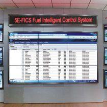 Système de contrôle à carburant / de surveillance / en ligne