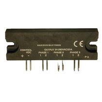 Relais statique pour circuit imprimé / triphasé