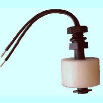 Capteur de niveau à flotteur / à ampoule reed / pour liquide