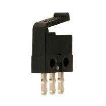 Micro-rupteur à levier / unipolaire / à action instantanée / ultraminiature
