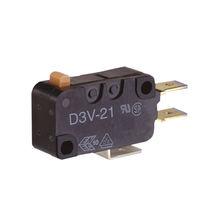 Micro-rupteur à levier / unipolaire / pour haute température / électromécanique
