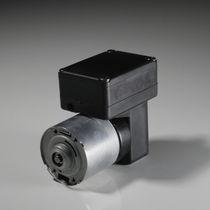 Pompe à vide à membrane / sans huile / mono-étagée / compacte