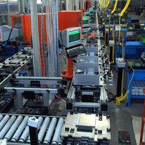 Ligne d'assemblage automatique / de manutention / multiusage