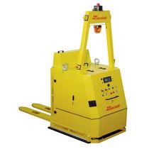Chariot élévateur électrique / AGV / pour entrepôts / de manutention