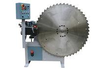 Machine à équilibrer horizontale / à lame / pour lame de scie circulaire