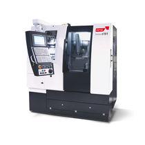 Centre de tournage-fraisage CNC / horizontal / 5 axes / haute performance