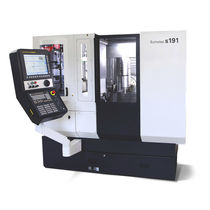 Centre de tournage-fraisage CNC / horizontal / 7 axes / à moteur linéaire