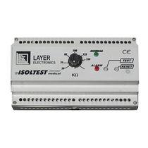 Détecteur de défaut à la terre pour batterie