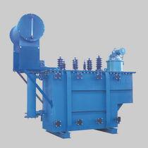 Transformateur de puissance / de distribution / immergé / AC