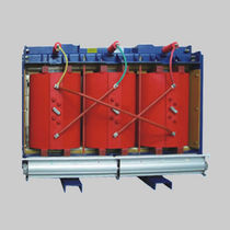 Transformateur de distribution / sec / à faible perte / contre les courts-circuits