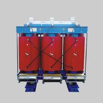 Transformateur de distribution / sec / économe en énergie / triphasé