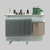 Transformateur de distribution / immergé / à faible perte / résistant aux courts-circuits