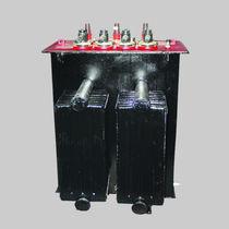 Transformateur de distribution / compact / de protection / économe en énergie