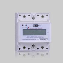 Compteur d'énergie électrique monophasé / sur rail DIN / pour montage sur panneau / avec afficheur LCD