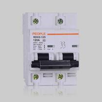 Disjoncteur AC / contre les surintensités / contre les courts-circuits / miniature