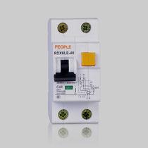 Dispositif différentiel à courant résiduel de fuite à la terre / modulaire