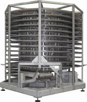Tour de refroidissement pour l'industrie agroalimentaire