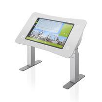 Terminal de contrôle / à écran tactile / sur pied / robuste