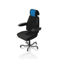 Chaise pivotante ergonomique