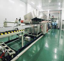 Ligne d'extrusion de plaque en verre acrylique / de plaques / pour PS / pour PMMA