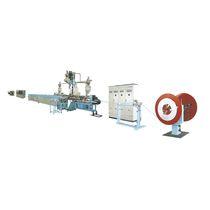 Ligne d'extrusion pour tube en composite plastique-aluminium / de tubes / pour thermoplastiques / pour PEX