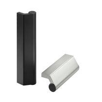 Poignée cuvette / pour machine / en aluminium