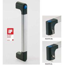 Poignée fonctionnelle / de porte / en aluminium / en polyamide