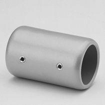 Connecteur de tube rond / d'acier