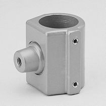 Connecteur de tube rond / d'acier / porte tube