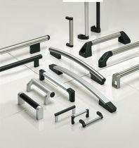 Poignée étrier / d'urgence / en aluminium / en acier