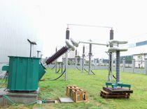 Transformateur de test / de puissance / immergé / au sol