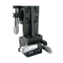 Platine de positionnement XYZ / manuelle / 3 axes / à micromètre