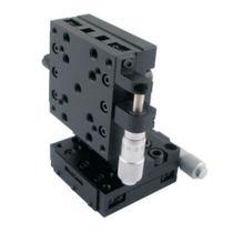 Platine de positionnement linéaire / manuelle / 2 axes / à micromètre