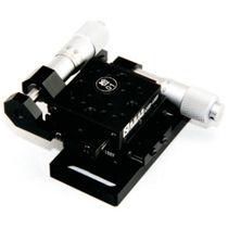 Platine de positionnement XY / manuelle / 2 axes / à micromètre