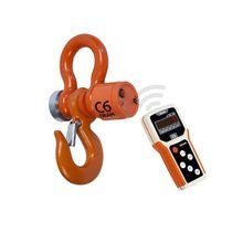 Crochet peseur avec indicateur sans fil / avec batterie rechargeable / avec lecture à distance / avec technologie radio