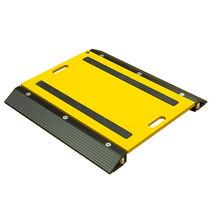 Pèse roue portable / à plate-forme abaissée / robuste