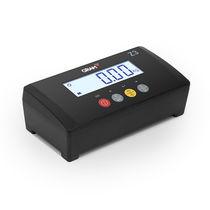 Indicateur de pesage numérique / encastrable / avec batterie