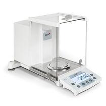 Balance de précision / de laboratoire / d'analyse / avec afficheur LCD